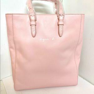 Agnes B Crossbody Leather Bag